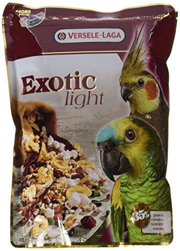 Versele Laga Cibo snack con frutta per pappagalli Exotic Nuts - 750 gr