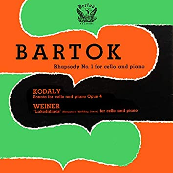 Bartok Kodaly Weiner