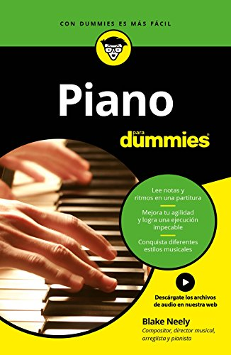 Piano para Dummies eBook: Neely, Blake, S. L. Àtona. Centre d ...