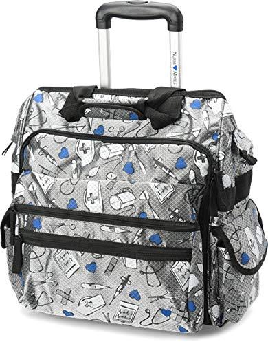 Nurse Mates Signature Traveller Ultimate Nursing Bag (Medical Symbols)