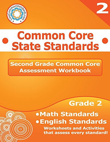 Second Grade Common Core Assessment Workbook Common Core State Standards