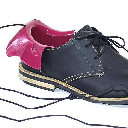 Funnel - The Hands-Free Adaptive Dressing aid Shoehorn for Shoe donning