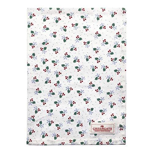 GreenGate Tea Towel Joselyn White