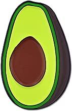 PinMart Trendy Avocado Half Food Enamel Lapel Pin