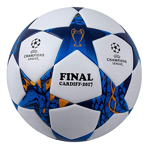 2017 Champions League Football Fan memorabilia calcio amante regalo regolare n ° 5 palla