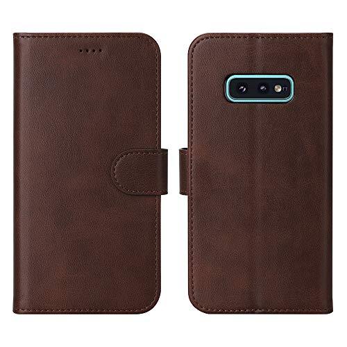 Feitenn Compatible with S10e Case 2019, S10e Case Wallet, Kickstand Credit ID Card...
