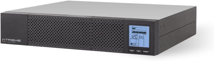 Xtreme Power Conversion P80-1500 1500VA/1350W 120V 2U (8) 5–15R UPS