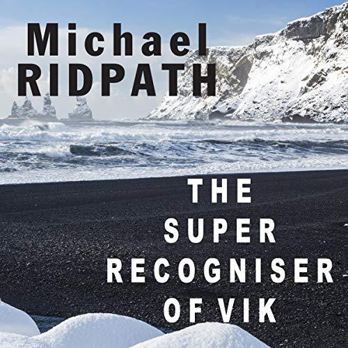 The Super Recogniser of Vik audiobook cover art