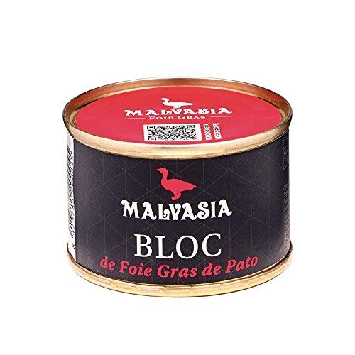 Bloc de Foie Gras de Pato 65 g Malvasia