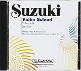 Suzuki Violin School, Vol 8