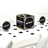 Big Dot of Happiness Happy Retirement - Retirement Party Centerpiece & Table Decoration Kit