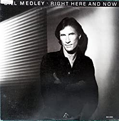 Bill Medley: Right Here And Now [vinyl]