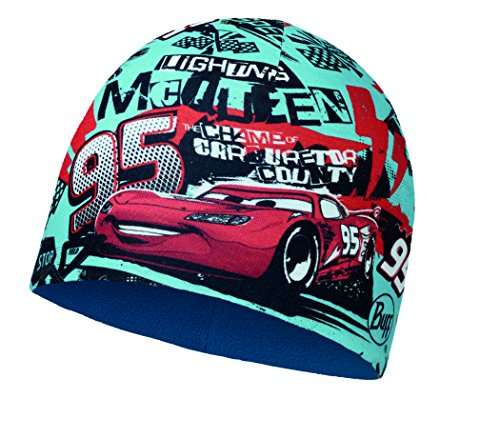 Buff BH113218.555.10.00 BH Micro Polar Cars Jr Power Multi Unisex-Adult, Multicolor, Taille Unique
