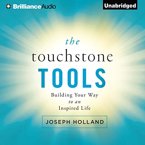 The Touchstone Tools audiobook cover art