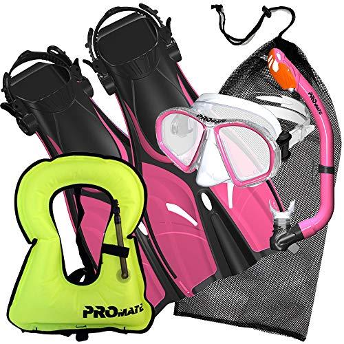 snorkeling equipment for kids