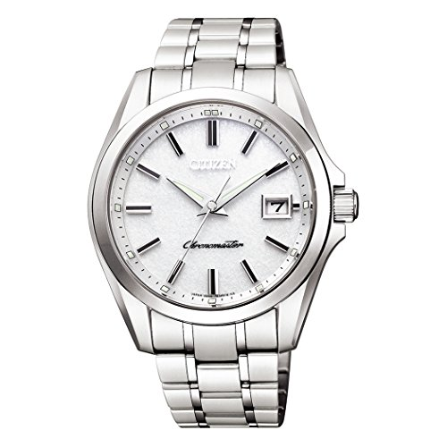 [ザ・シチズン] THE CITIZEN 腕時計 高精度エコ・ドライブ スーパーチタニウムモデル 和紙文字板 AQ4030-51A メンズ [正規品]