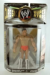 WWE - 2008 - Classic Super Stars - Series 20 - Tony Atlas Action Figure - Limited Edition - Mint - Collectible