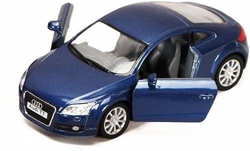 2008 Audi TT Coupe, rot - Kinsmart 5335D - 1 32 scale Diecast Model Toy Car by Kinsmart