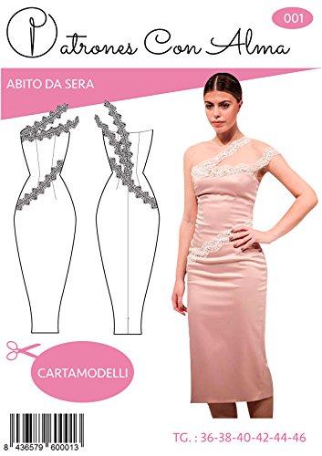 Patrón Vestido Fiesta Rosa (42)