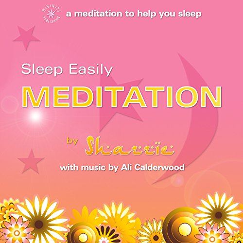 Sleep Easily Meditation audiobook cover art