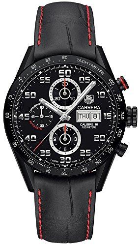 Tag Heuer Carrera Calibre 16 Day Date Automatik Chronograph Herrenuhr CV2A1R.FC6235