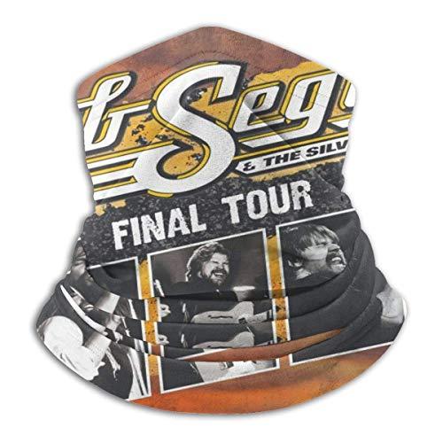 YUIT Bob le dernier Seger Tour couverture du visage écharpe cou guêtre multifonctionnel chapeaux cyclisme cagoule
