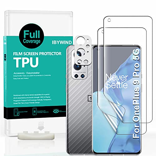 Ibywind Schutzfolie für OnePlus 9 Pro 5G(6.7
