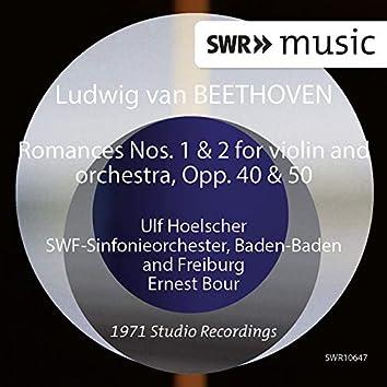 Beethoven: Romances Nos. 1 & 2