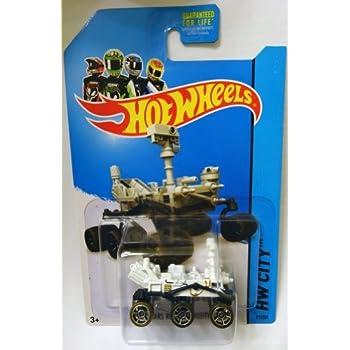 2014 Hot Wheels Mars Rover Curiosity (71/250)