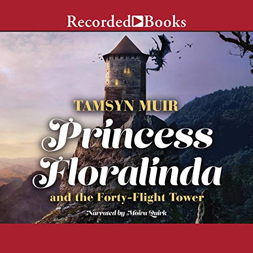 Princess Floralinda and the Forty-Flight Tower cover art