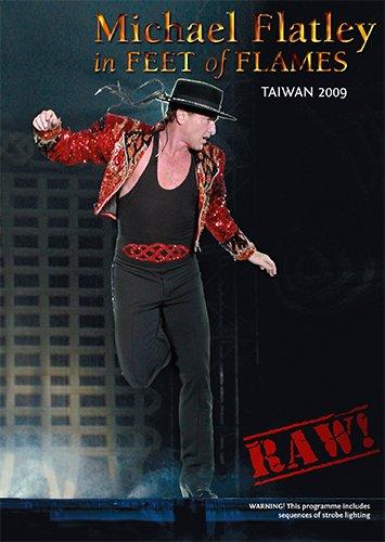Michael Flatley in Feet of Flames Taiwan [New Release]