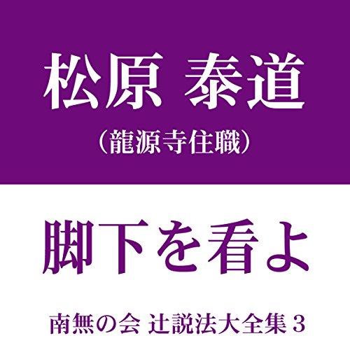 『南無の会 辻説法大全集 3.脚下を看よ』のカバーアート