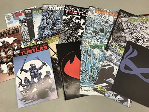 Teenage Mutant Ninja Turtles 35th Anniversary Jetpack Comics...