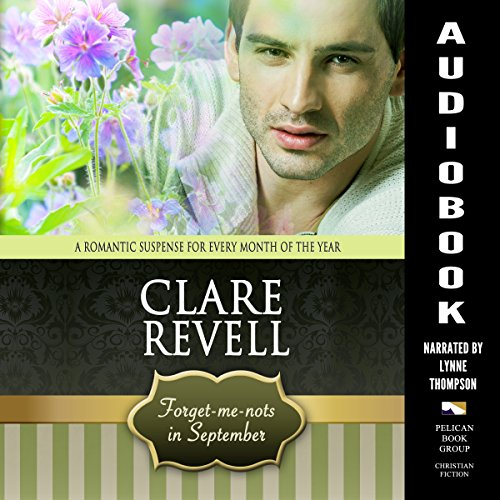Forget-Me-Nots in September audiobook cover art