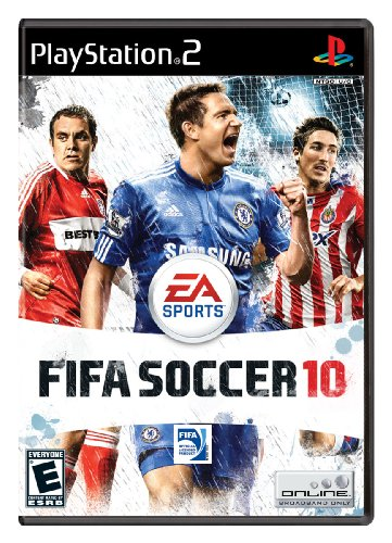 FIFA Soccer 10 - PlayStation 2 Massachusetts