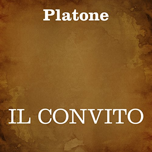 Il convito [The Banquet] audiobook cover art
