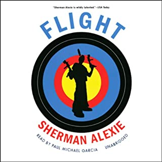 Flight audiobook cover art