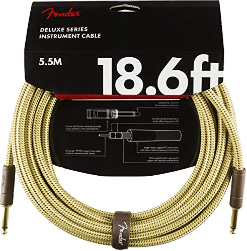 Fender(フェンダー)『Fender Custom Shop Cable、18.6' 、Tweed』