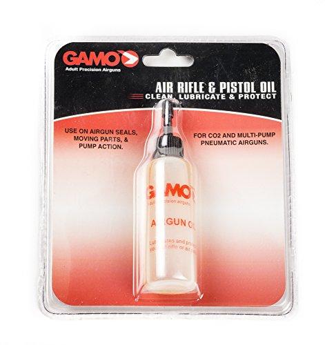 Gamo AIR GUN OIL CLAMPACK 621242754 Care & Maintenance