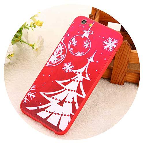 Fashion-Lover - Carcasa para iPhone XS X 8 7 6 6S Plus 5 5S SE TPU + letras PC teléfono móvil Carcasa regalo f para iPhone 8 Plus