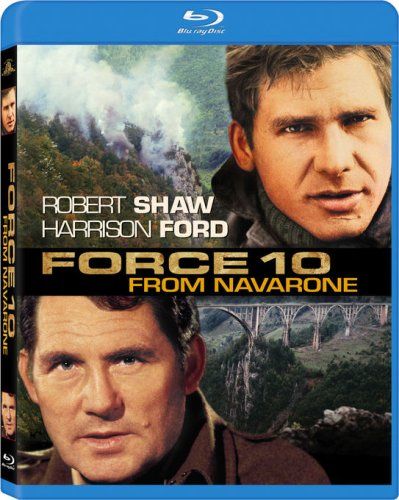 Force 10 From Navarone [Edizione: Stati Uniti] [Reino Unido] [Blu-ray]