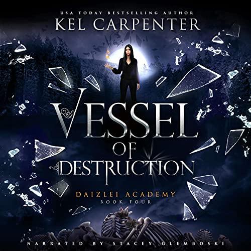 『Vessel of Destruction』のカバーアート
