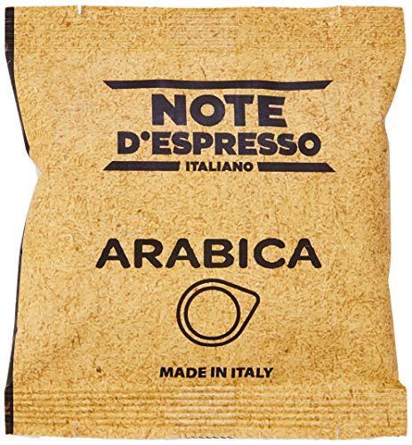 Note D'Espresso - Bolsitas café arábica monodosis