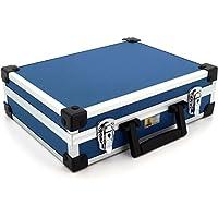 allit 424120 AluPlus Basic-Maletín para utensilios (tamaño L), color azul, g