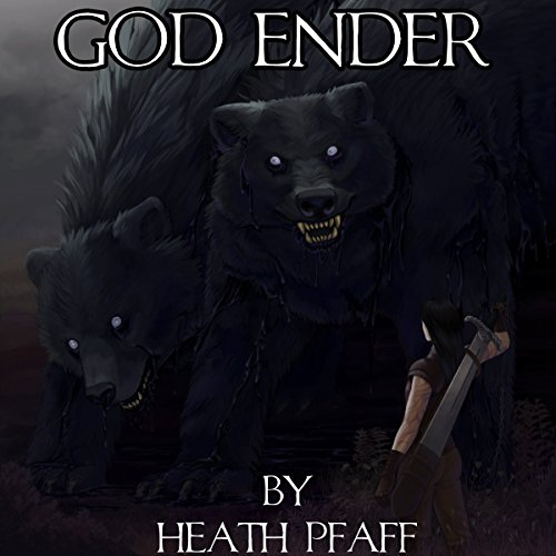 God Ender audiobook cover art