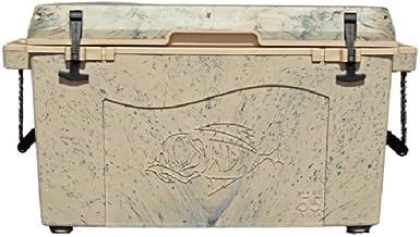 Taiga Coolers Leak Proof 55 Quart Desert Camo Cooler with R5 Insulation