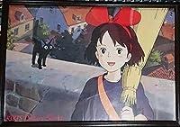 魔女の宅急便 キキとジジコリコ坂で B2ポスターはやお じぶり 不朽 名作