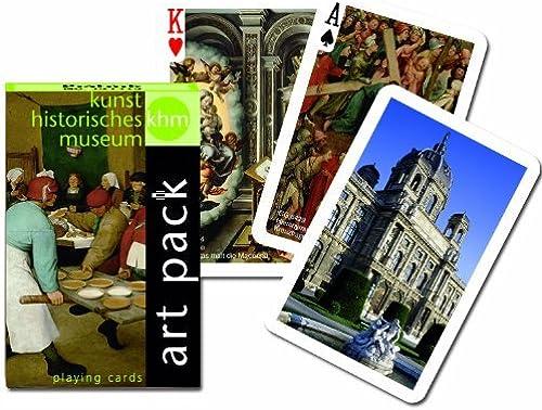 servicio de primera clase HK Museum Museum Museum Vienna - Playing Cards by Piatnik  ahorra hasta un 70%