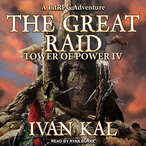 The Great Raid cover art