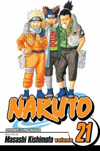 Naruto, Vol. 21: Pursuit (Naruto Graphic Novel) (English Edition)